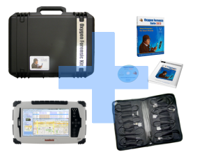 Oxygen Forensic Kit Rugged